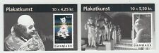 Denmark Sc 1250, 1251 Intact Booklets. 2003 Europa, complete set, Vf