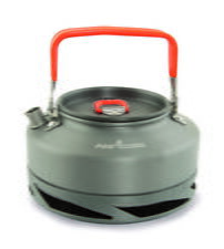 Fox Cookware NEW Heat Transfer Kettle (33% more Efficient) - 2 SIZES
