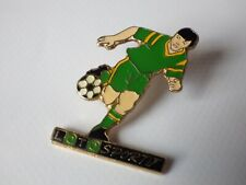 Pin's vintage épinglette Collector publicitaire Football LOT N060
