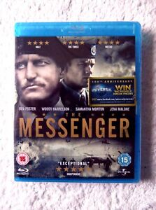 32262 Blu-ray - The Messenger [NEW / SEALED]  2011  828 301 2