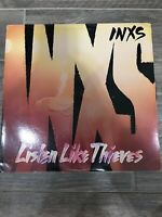 ⭐️Listen Like Thieves [] by INXS (Vinyl,