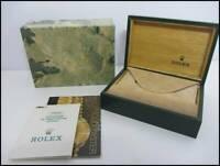 GENUINE ROLEX 16233 watch box case 68.00.06 Garantie Booklet
