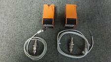 Ifm Electronic D45127 Essen Relay + Sensor FS5200 (Sensor de caudal 3-300 cm/s)