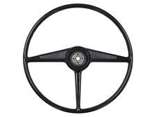 New 1953-55 Ford Truck Steering Wheel 3-Spoke Black F100 F250 F350 F500 F600