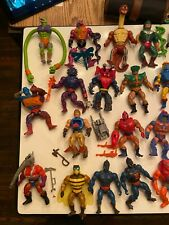 Masters Of The Universe Vintage 1980's Toy Lot 30 - Pre-Owned