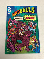 MadBalls #4  -Comic Book Lot- Visit My Store