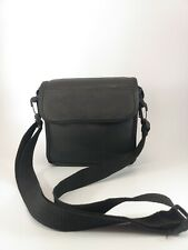 Case Logic Leather Camera Bag With Strap Accessory Compartments