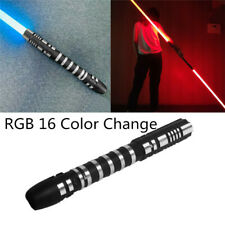 US Ship Star Wars Lightsaber Sword Dueling Force RGB 16 Colors Cosplay Prop New