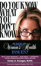 Do You Know What You Dont Know...About Womens He