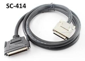 6ft SCSI-5 (VHDCI) 0.8mm to SCSI-3 (HPDB68) 68-Pin Male/Male Cable, SC-414
