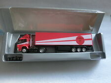 1:87 Herpa MB 1748 semi-remorque Truck of the Year 1990 (rc2/1)