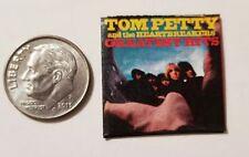 "Dollhouse Miniature Record Album 1"" 1/12 scale Tom Petty Heartbreaker Greatest"