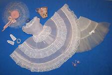 Vintage Barbie Plantation Belle Near Complete #966 Hat Purse Gloves Shoes 1960s
