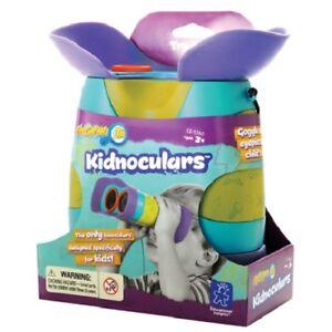 NEW GEOSAFARI Preschool childrens KIDNOCULARS binoculars - lightweight & durable
