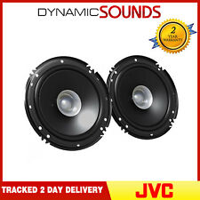 "Jvc cs-j610x 600w total dualcone 6.5 "" 16cm coche door/shelf Altavoces Coaxiales Par"