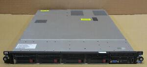 HP ProLiant DL360 G6 5570 2.93GHz 12GB Ram 146GB HDD 4-Bay 256MB RAID 1U Server