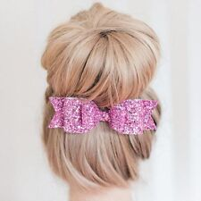 Cute Baby Girl's Headband Flower Bow Clothing Accessories Elastic Hair Band Gift
