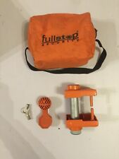 Fullstop Saracen/ Alko Hitch Lock with  2 X Key & Safety Ball and Carrying Case