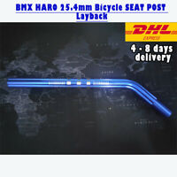 BMX HARO Old School Skyway 25.4mm Bicycle SEAT POST Layback Alloy