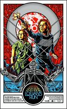 LOGANS RUN MOVIE POSTER LIMITED EDITION SILKSCREEN PRINT BY TIM DOYLE