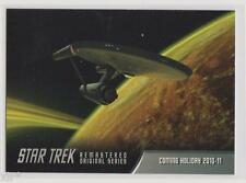 Star Trek Remastered Original Series Trading Cards Collector Promo Card P1