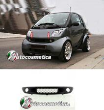 Griglia Nera Smart ForTwo For Two anche Cabrio '02-'06 Calandra Mascherina MC01_