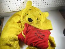 Vintage Disney Store Winnie the Pooh Full Body Adult CostumeHalloween medium