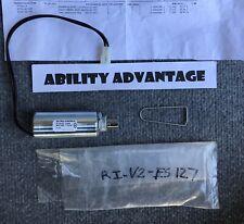 Ricon 12 Volt Solenoid Assembly #RI-V2-ES127. Deltrol Controls 57131-62. NEW.