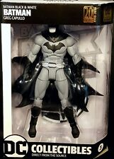 DC Collectibles Batman Black and White Greg Capullo Action Figure MISB MIB