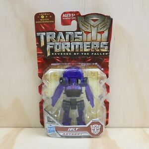 2009 Transformers Revenge of the Fallen Autobot Jolt Small Action Figure - New