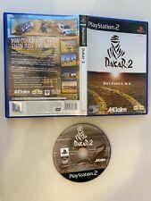 Dakar 2 Playstation 2 Spiel ps2 schneller Versand UK