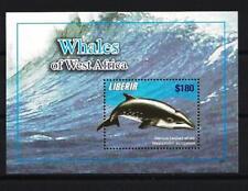 Liberia 2011 baleines bloc n° 579 neuf ** 1er choix