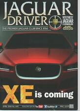 JAGUAR DRIVER MAGAZINE  APRIL 2014  NO.645  XE IS COMING  LS