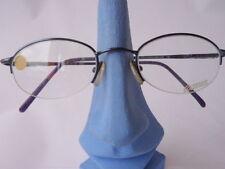 Ovale Brillenfassungen aus Metall für Damen