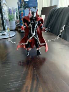 Marvel Legends Custom Spawn W/ Wired Chains