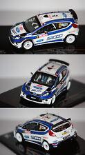 Ixo Ford Fiesta S2000 Monte Carlo 2010 M. Hirvonen 1/43 RAM 418