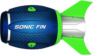 Aerobie Sonic Fin Aerodynamic High Performance Outdoor Football for Kids & Adult