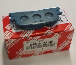 LEXUS OEM FACTORY REAR BRAKE PAD SET 2005-2006 ES330