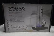 Franmara Dynamo Rechargeable Electric Corkscrew w/ Foil Cutter Charger NIB
