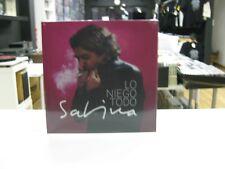 SABINA LP SPANISH LO NIEGO TODO 2017 GATEFOLD