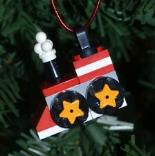 New Genuine LEGO Christmas Ornament Holiday Train with instructions
