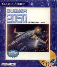 SUBWAR 2050 +ADD-ON +1Clk Windows 10 8 7 Vista XP Install
