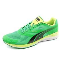 Puma Bioweb Speed Men US 11 Green Running Shoe NWOB  1453