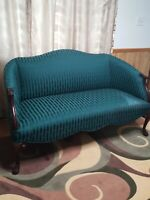"""Vintage Empire Sofa. 60""""×29""""×36. Local pick up only"""