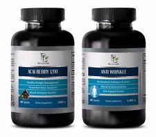 Antioxidant - ANTI WRINKLE – ACAI BERRY COMBO 2B - resveratrol inmune support