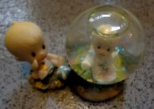 Gorgeous Baby Snow Globe, baby in and out of the Globe 2""