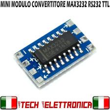 MAX3232 Convertitore seriale RS232 TTL RS 232 Convertitore Arduino PIC