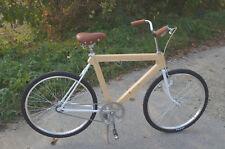 Holzfahrrad, Fahrrad