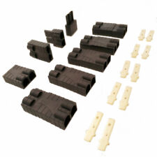 10 Pairs Male Female TRAXXAS TRX Connector Plug For RC Motor Lipo/NiMh Battery