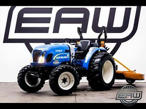 2012 New Holland Other BOOMER 40 2286 Miles Blue Tractor 2.5L 4CYL DIESEL 41HP A